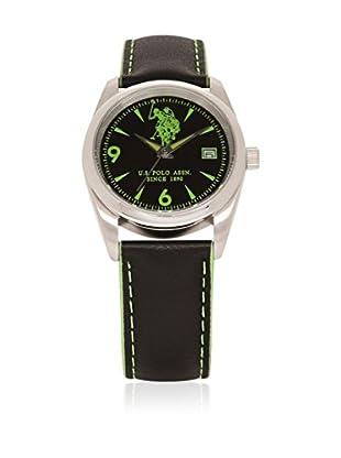 Polo Reloj con movimiento cuarzo japonés Man USP4049GR 33 mm