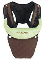 Maclaren Baby Carrier, Coffee and Marsh Green