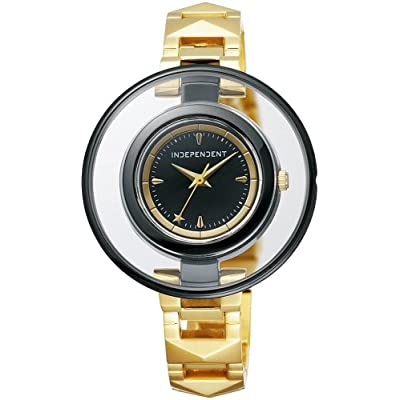 INDEPENDENT girl (インディペンデント・ガール) 腕時計 INDEPENDENT×CHIKAKO WATANABE コラボモデル ILM21-6004 レディース