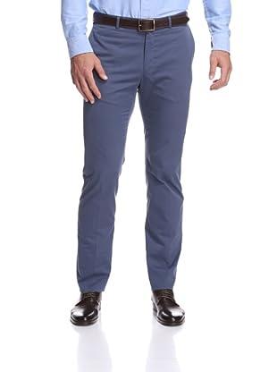 Ermenegildo Zegna Men's Dress Slacks (Blue)