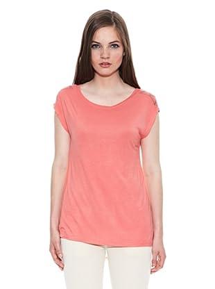 Carrera Jeans Camiseta Girocollo (Coral)