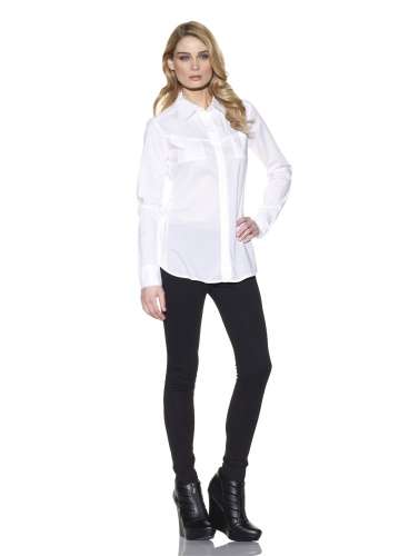 C&C California Women's Jersey Mix Shirt (White)