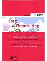 Zorg & Financiering - nr. 1-2012: Actuele informatie in de gezondheidszorg