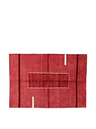 Design Community By Loomier Teppich Tibet Nepal rot 244 x 172 cm