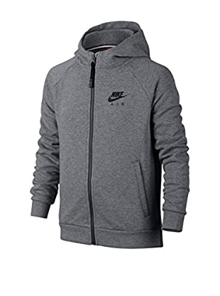 Nike Sweatjacke Ya Air Ft Fz Hoody Yth