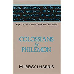 【クリックでお店のこの商品のページへ】Colossians & Philemon (Exegetical Guide to the Greek New Testament): Murray J. Harris: 洋書