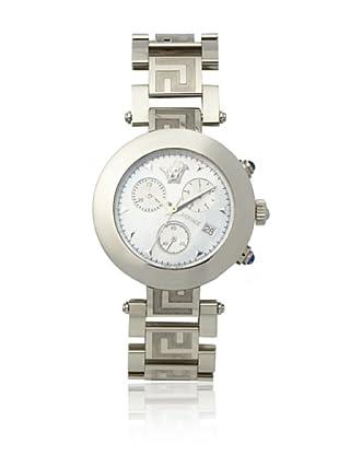 Versace Women's XLC99D535S099 Silver/MOP Stainless Steel Watch
