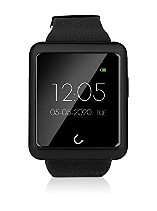 F&P Smartwatch One Plus schwarz