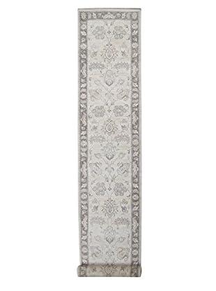 Kalaty One-of-a-Kind Pak Rug, Ivory, 2' 6
