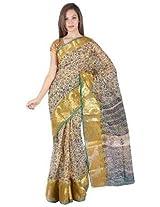 Fab Rajasthan Cotton Saree (Bs113000 _Multi Coloured)
