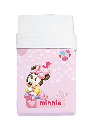 Disney Home Coperta Culla Minnie (Malva)