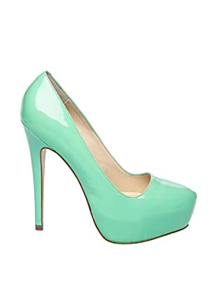 Steve Madden Zapatos Tacón Yasmin (Verde Menta)
