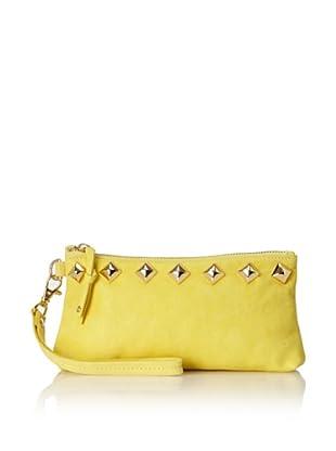 Gorjana Women's Pyramid Stud Small Wristlet (Yellow)