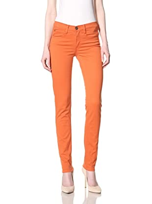 MILK Denim Women's Skinny Jean (Tangerine)