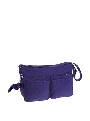Kipling Messengertasche (blau)