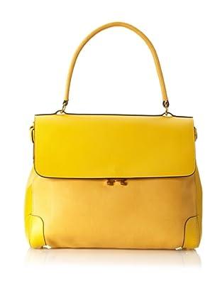 MARNI Women's Flap Shoulder Bag, Yellow