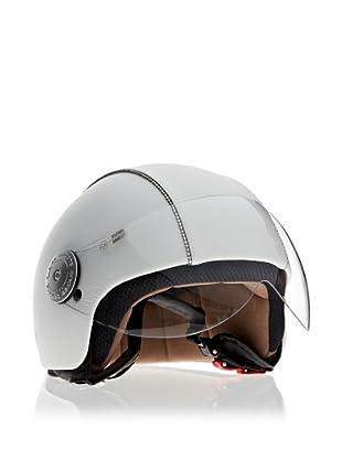 Andrea Cardone Motorradhelm (Weiß)