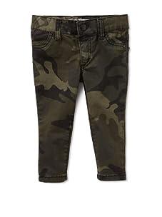 Joe's Jeans Baby Girl's Skinny Camo Pant (Camo Storm)