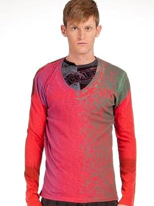Custo Camiseta (Rojo)