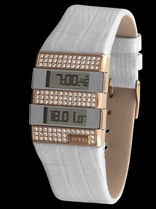 Esprit ES100692003 - Reloj Vision of Glamour Señora blanco