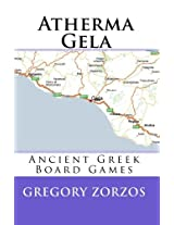 Atherma Gela: Ancient Greek Board Games