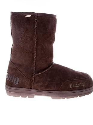 Billabong Botas Alaise (marrón oscuro)