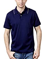 Allen Solly Classic Regular Fit Polo Neck T-Shirt