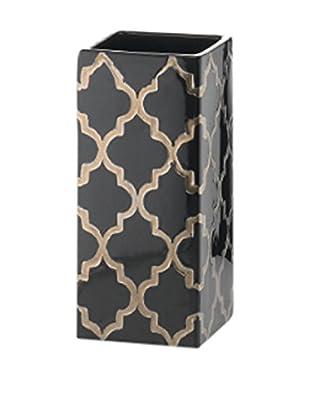 Braid Concept Dekovase IO2117MD anthrazit/taupe