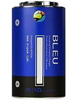MiPow Power Tube 8000mAH Power Bank (Blue)