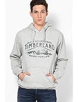 Grey Melange Sweatshirt Timberland