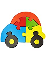 Skillofun Take Apart Baby Puzzle Large - Nano, Multi Color