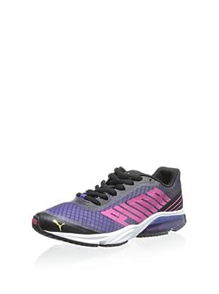 PUMA Women's Powertech Defier Fade Running Shoe