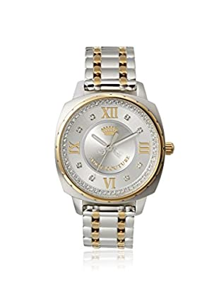 Juicy Couture Women's 1900955 Beau Two-Tone/Silver Stainless Steel Watch