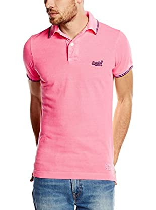 Superdry Polo Vintage Destroyed