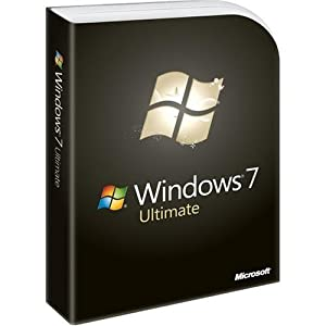 Microsoft Windows 7 Ultimate [Old Version]