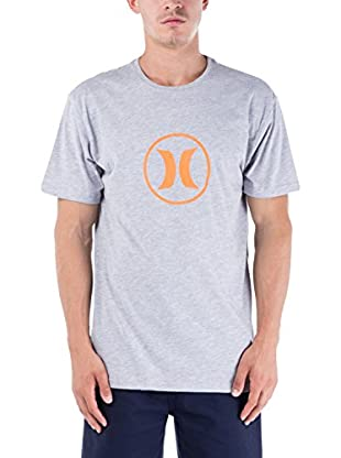 Hurley T-Shirt Manica Corta Block Party Icon