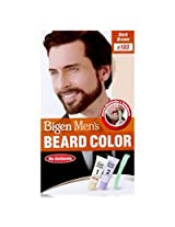 Bigen Men's Beard Color, Dark Brown B103 (100g)