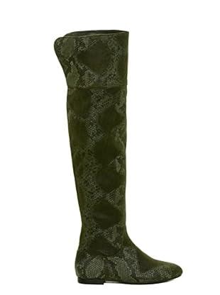 Vikingas Botas botas Sahara verde/caqui (verde / caqui)