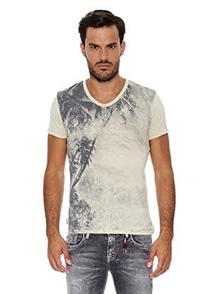 Pepe Jeans London Camiseta Mikonos (Crudo)