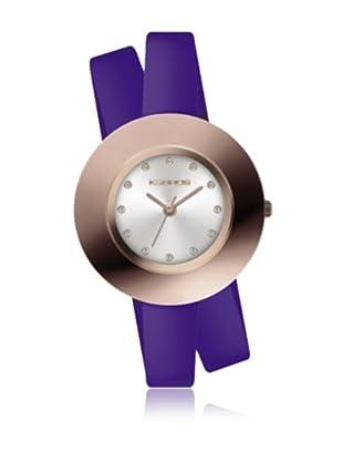 K&Bros  Reloj 9187 (Violeta)
