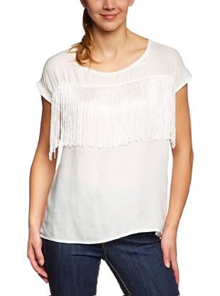 ONLY T-Shirt, Rundhals (Weiß)
