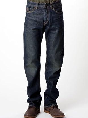 Timberland Pantalón Vaquero (Azul Oscuro)
