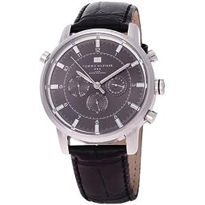 Tommy Hilfiger Harrison Analog Black Dial Men's Watch - NTH1790875J