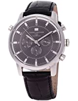 Tommy Hilfiger Harrison Analog Black Dial Men's Watch - NTH1790875J