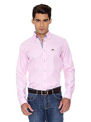 La Española Camisa Fitted (Rosa)