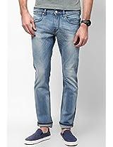 Blue Skinny Fit Jeans