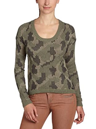 ONLY Pullover, Camouflage (Mehrfarbig (SILVER SAGE))