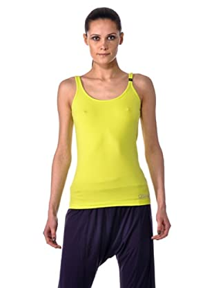 Camiseta Tirantes Virginia (Amarillo)