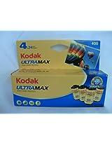 KODAK MAX 400 BONUS 4-PACK
