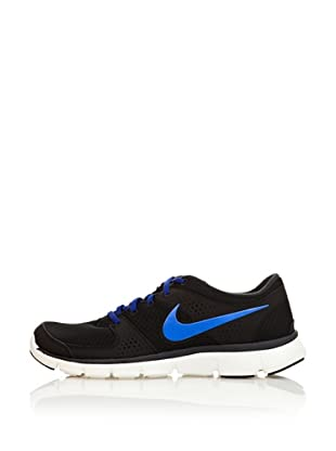 Nike Zapatillas Nike Flex Experience Rn (Negro / Azul)